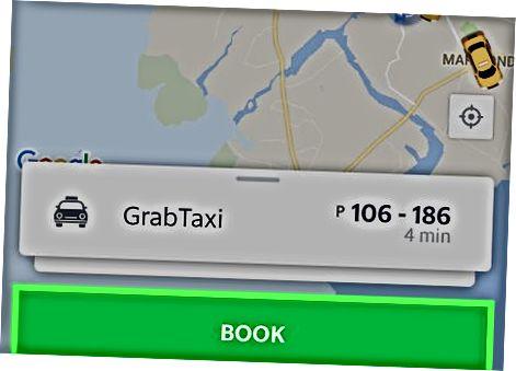 Taksi buyurtma qilish