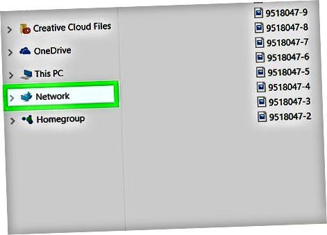 Ag baint úsáide as File Explorer