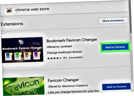 Google Chrome brauzeriga Favicon xatcho'pini qo'shish
