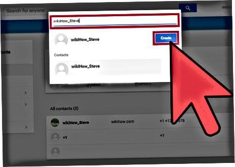 Google Xaritalarga kontaktlar qo'shilmoqda
