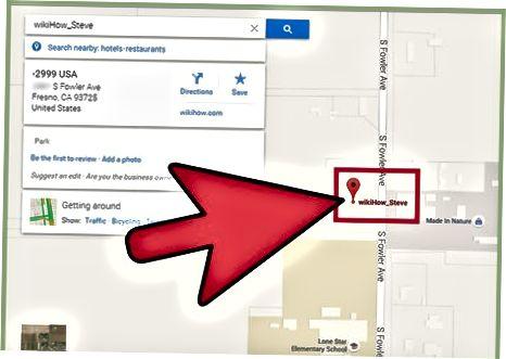 Google Xaritalarda kontaktni ko'rish
