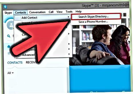 Windows va Mac uchun Skype-dan foydalanish