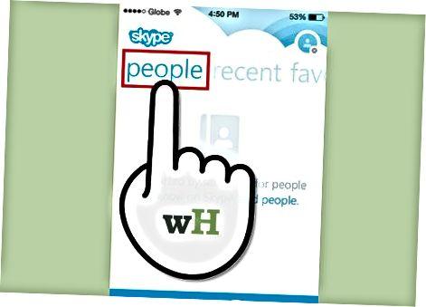 IPhone va iPad uchun Skype-dan foydalanish