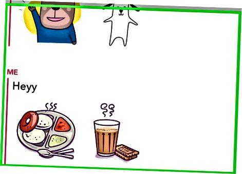 Do'stingiz bilan suhbat