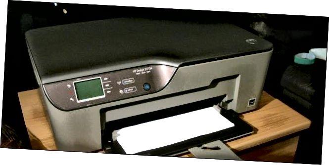 מדפסת רשת