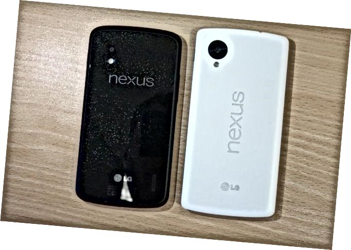 nexus-4-και-nexus-5