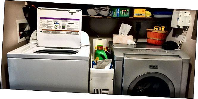 rentadora i assecadora connectada a endolls intel·ligents