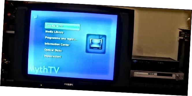 linux-media-center