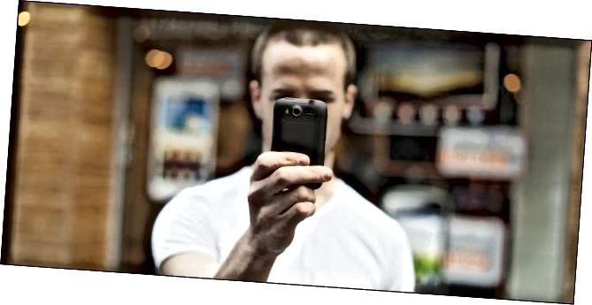 выкарыстоўвае для смартфона-камеры
