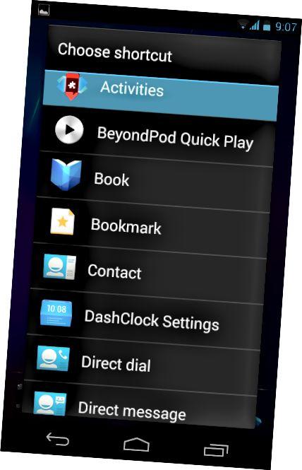nova-launcher-create-activities-συντόμευση