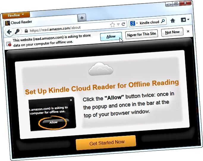 kindle-cloud-reader-offline