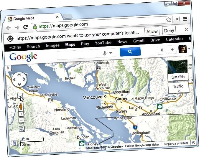 google-maps-geolocation