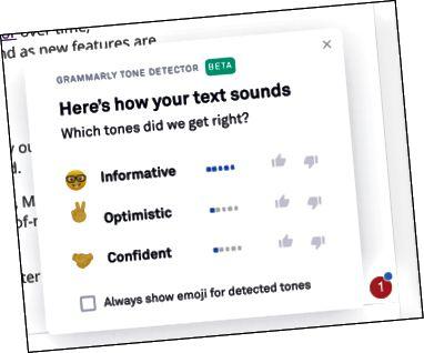 Το εργαλείο πρότασης τόνου γραμματικής στον ιστό