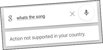 android- რა არის ეს სიმღერა