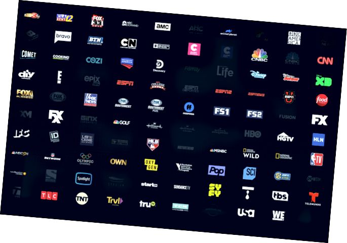 Κανάλια PlayStation Vue