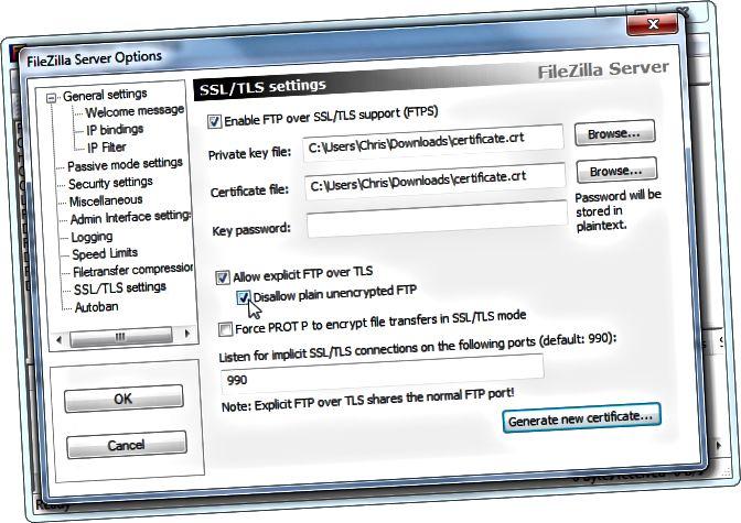 filezilla-server-enable-secure-ftp