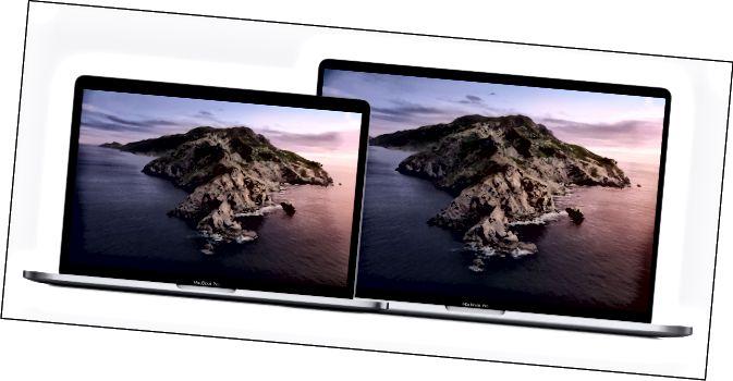 Apple MacBook Pro Models de 13 polzades i 16 polzades