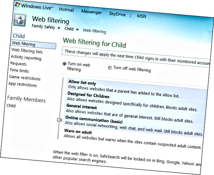 Windows-live-family-security-web-filtering