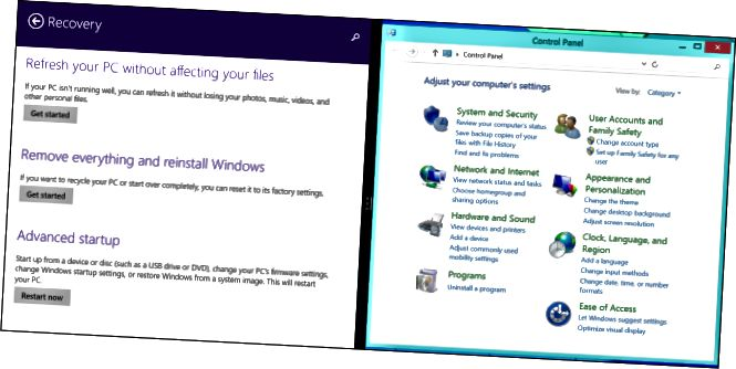 pc-settings-and-control-panel-on-windows-8.1