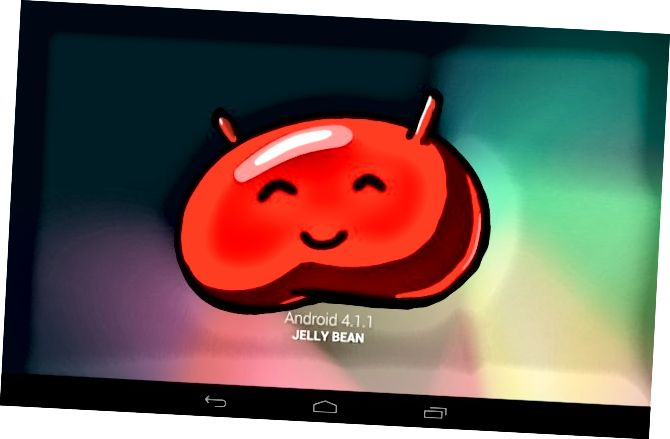 android jelly bean paasei