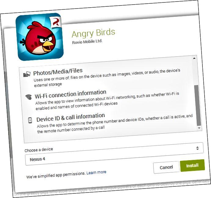 grups d'aplicacions-aplicacions per a Android