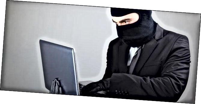 silly-hacker-stock-φωτογραφία