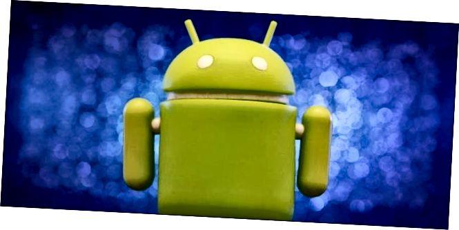 Android-ρομπότ