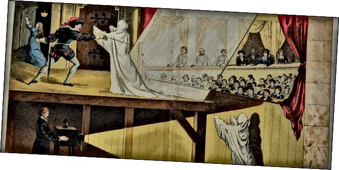 Μια παλιά εικόνα του κόλπου του Πιπεριού.