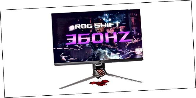 Asus ROG Swift Monitor de jocs de 360 Hz