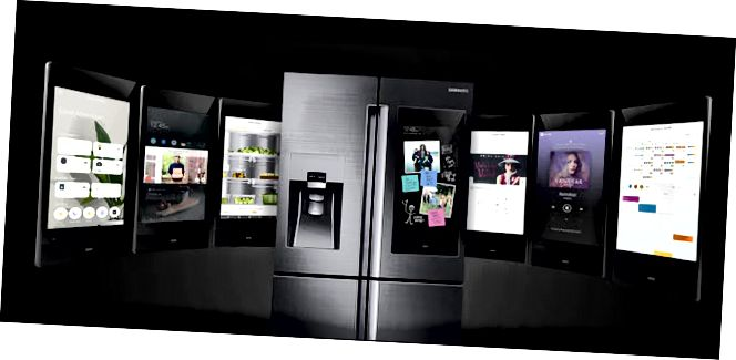 Nevera Samsung Smart