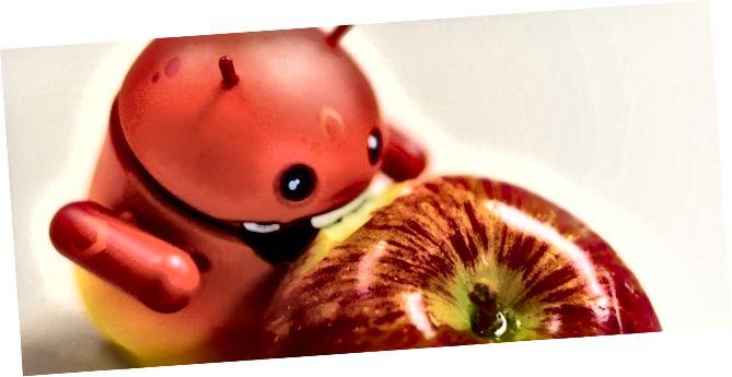 андроіда яблык