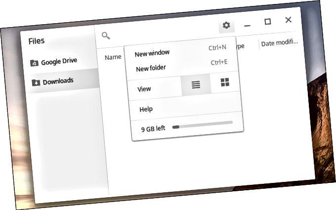 visualitzar l'aplicació de visualització disponible-emmagatzematge-espai-sobre-chromebook-en-fitxers
