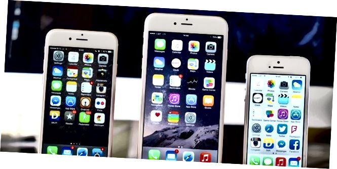 iphone 6's με ios 8 και icloud drive