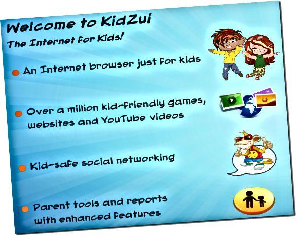 Kidzui Καλώς ήλθατε