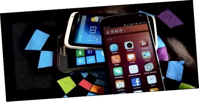 sistemes operatius alternatius per a telèfons intel·ligents