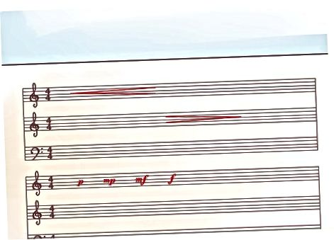 Komponering af musik