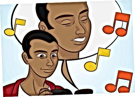 Øve din sang