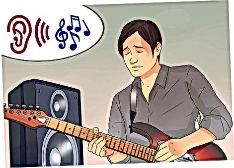 Umumiy gitara chalishni takomillashtirish