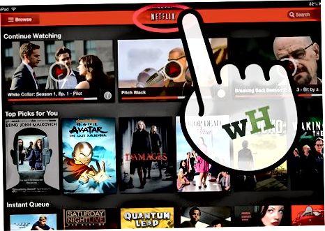 Brug Netflix