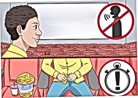 Kinoteatr odob-axloq qoidalariga rioya qilish