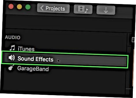 Tilføjelse af lyd