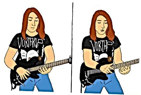 Skrivning af episke guitar-solo