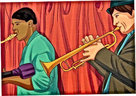 Jazzdan zavqlanish