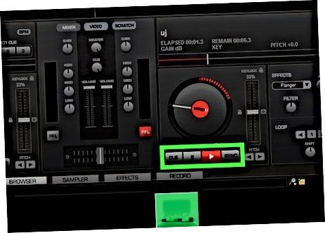 Fortrolig dig selv med virtuel DJ