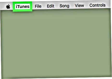 Brug af Apple Music på en Mac