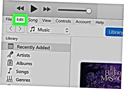 Brug af Apple Music på en pc