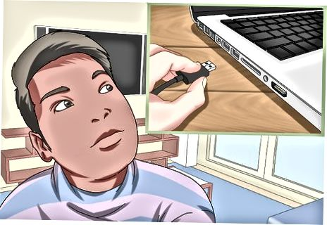 Opladning af din krog gennem din computer