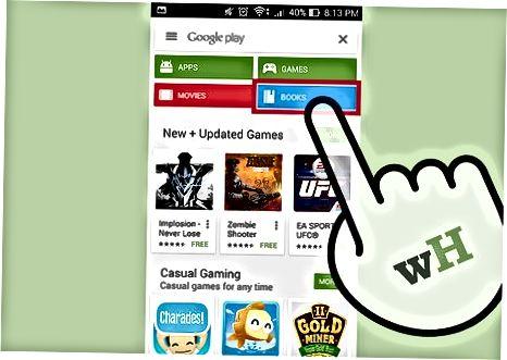 Google Play ilovasidan foydalanish
