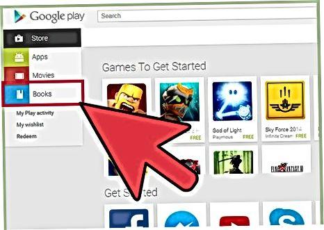 Google Play veb-saytidan foydalanish