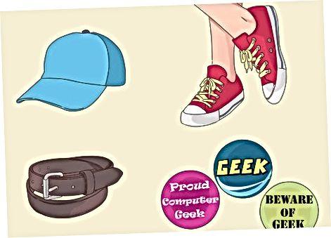 Geek kabi kiyinish